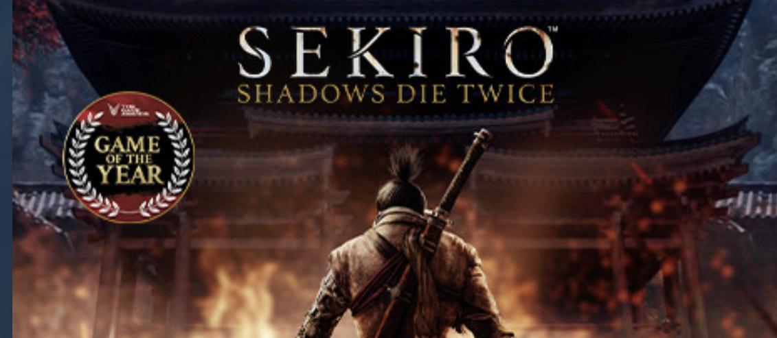 Sekiro: Shadows Die Twice - GOTY Edition sur PC (Dématérialisé)
