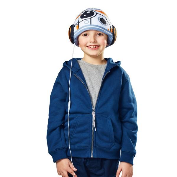 Casque-bonnet audio Cool Music Star Wars - BB8 (enfants)