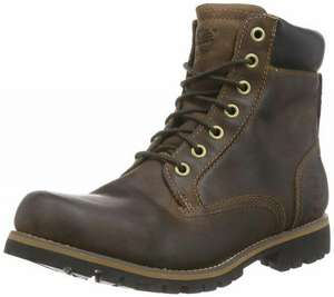 Bottes Timberland Rugged 6 In pour homme - Marron (Taille 47.5)