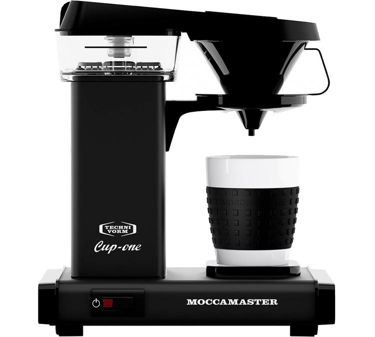 Cafetière filtre Moccamaster Cup One - Noir