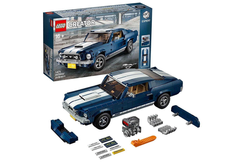 Jeu de construction Lego Creator : Ford Mustang - 10265 (ck-modelcars.de)
