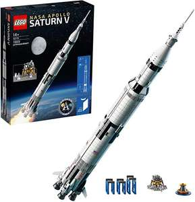 Lego 92176 - NASA Apollo Saturn V