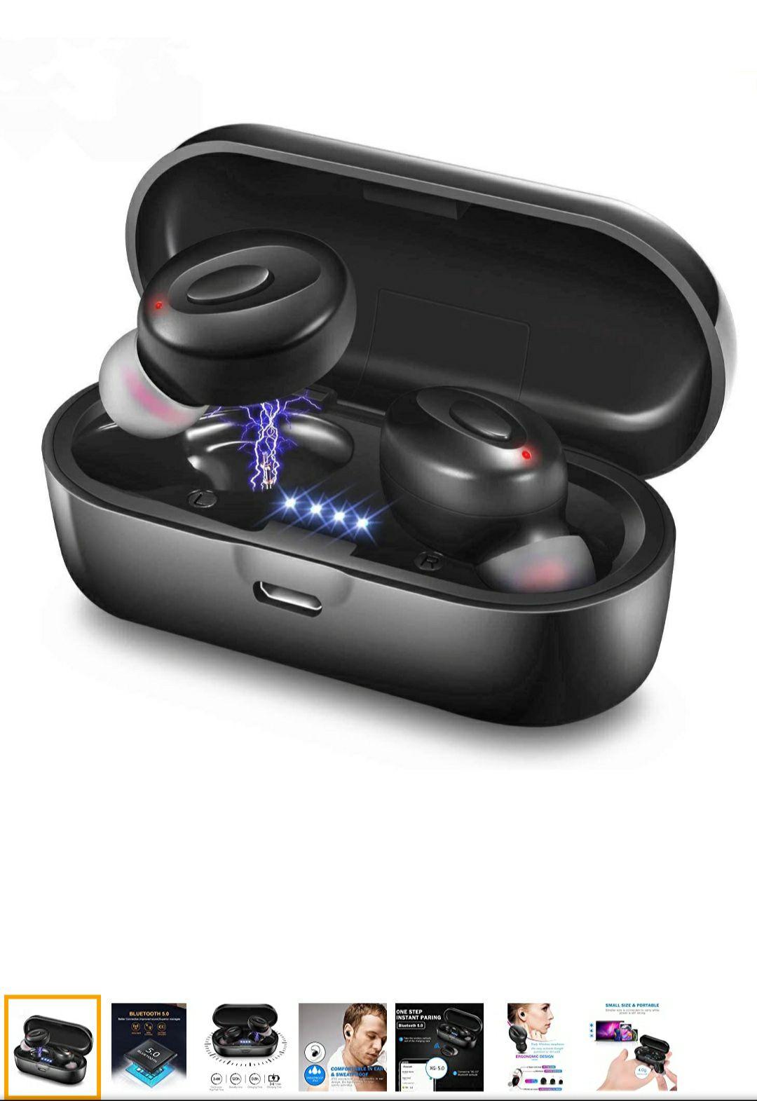 Écouteurs sans fil à suppression de bruit Heropi - Bluetooth (Vendeur tiers)