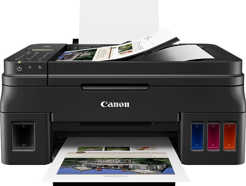 Imprimante jet d'encre Multifonction Canon MegaTank Pixma G4511 - WiFi