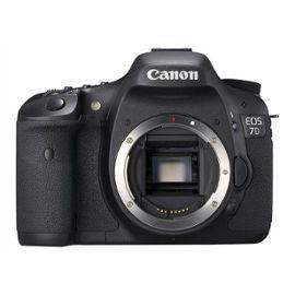Canon EOS 7D Reflex 18 Mpix - Boîtier nu