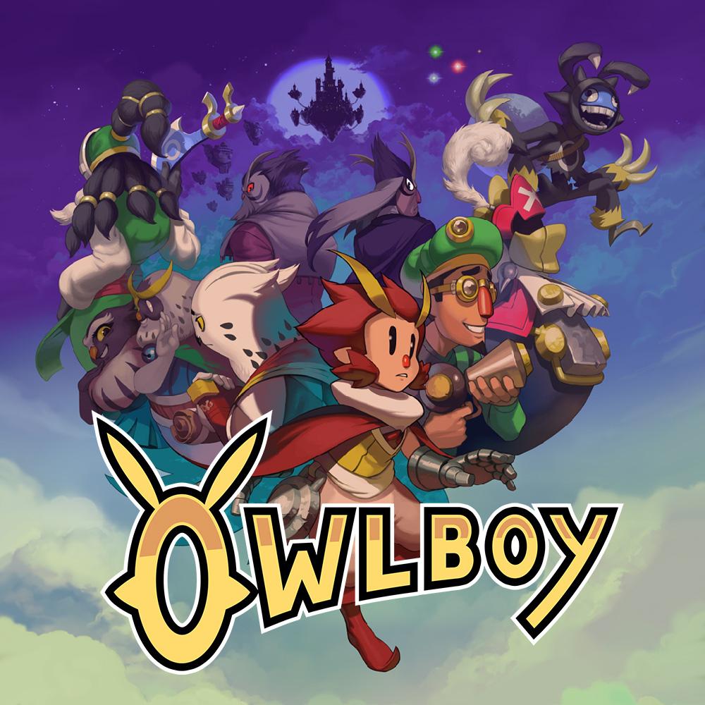 Owlboy sur Nintendo Switch (Dématérialisé - eShop Russe)