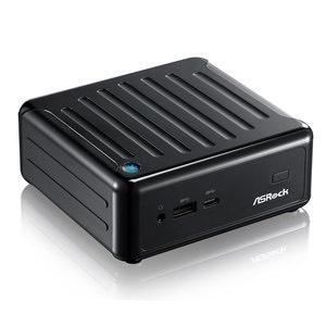 Barebone ASRock Beebox N3000/B/BB (Intel Celeron N3000 Wi-Fi AC / Bluetooth ) - Noir