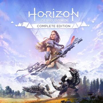 Horizon Zero Dawn - Complete Edition sur PS4 (Dématérialisé -Stores US/CA)