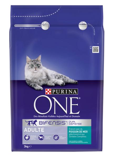 Coussin pour chat Homycat offert dès 3x3kg de croquettes Purina One achetés - Ex: Lot de 3x3kg croquettes Purina One (via formulaire)