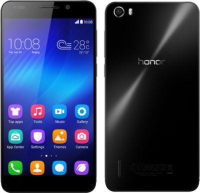 "Smartphone 5"" Honor 6 - Noir"