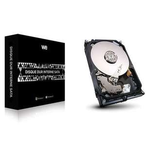 Disque dur interne WE digital 3 To (SATA III, 5400 Tr/mn)