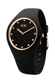 Sélection de montres Ice Watch en promotion - Ex: Montre à quartz en silicone Ice Cosmos Medium (Noir)