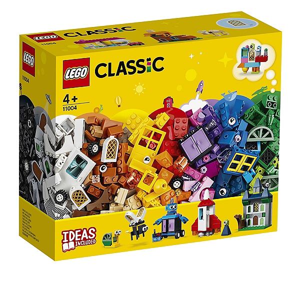 Lego Classic - Les Fenêtres Créatives - 11004