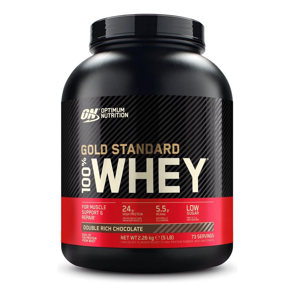 Whey Optimum Nutrition Gold Standard 100% - Chocolat, 2.26 kg