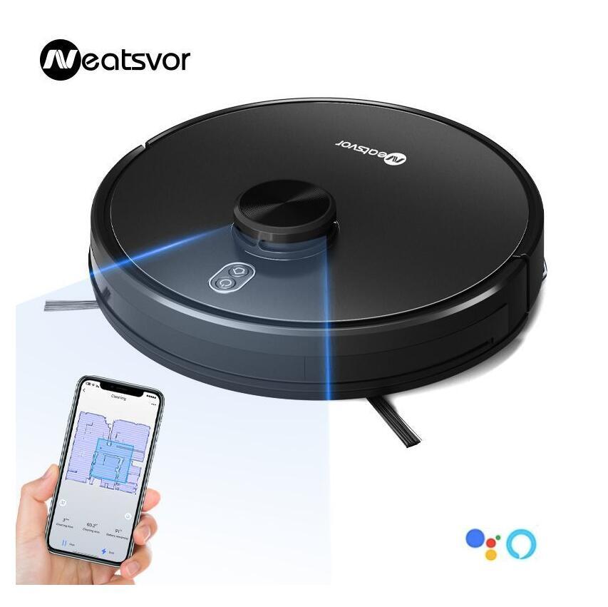 Aspirateur robot laveur de sol Neatsvor X600