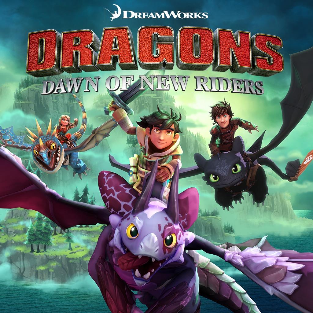 Dragons : L'Aube des Nouveaux Cavaliers sur PS4 (dématérialisé)