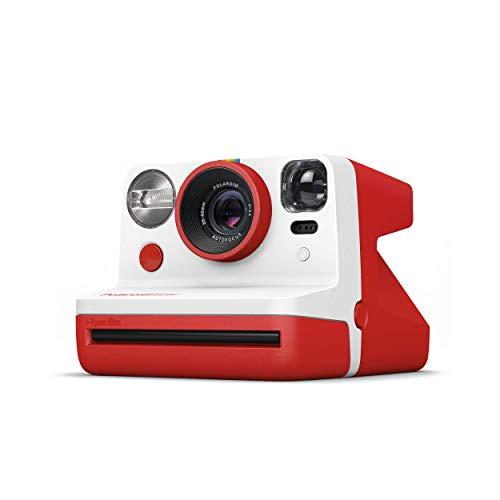 Appareil Photo instantané Polaroid Now i-Type - Rouge