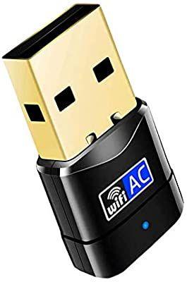Mini Adaptateur USB WiFi EasyULT - USB 3.0, AC600M, 2.4/ 5GHz (Vendeur tiers)