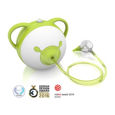 Mouche bébé électrique Nosiboo Pro - Vert