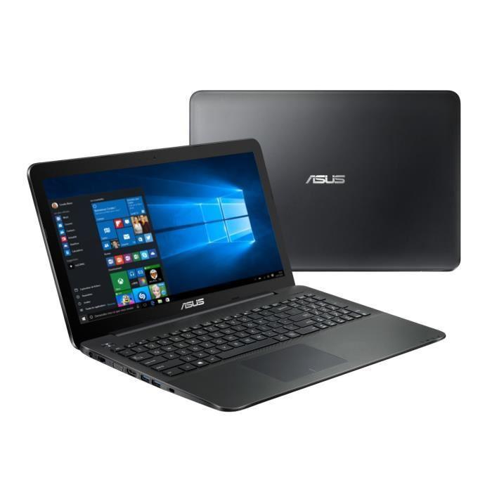 "PC portable 15,6"" Asus X554LJ-XX1259T (Intel Core i7 5500U, 4Go RAM, 1To, NVIDIA GeForce 920M)"