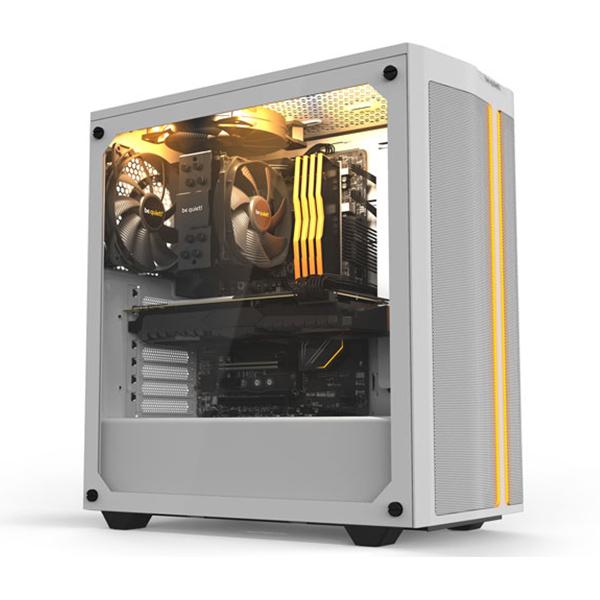 PC Fixe Gamer Rocket - Ryzen 5 3600, RTX 3070 OC (8 Go), 16 Go RAM (3200 Mhz), 512 Go SSD NVMe, Alim. Bequiet! 700W (ibuypower.de)