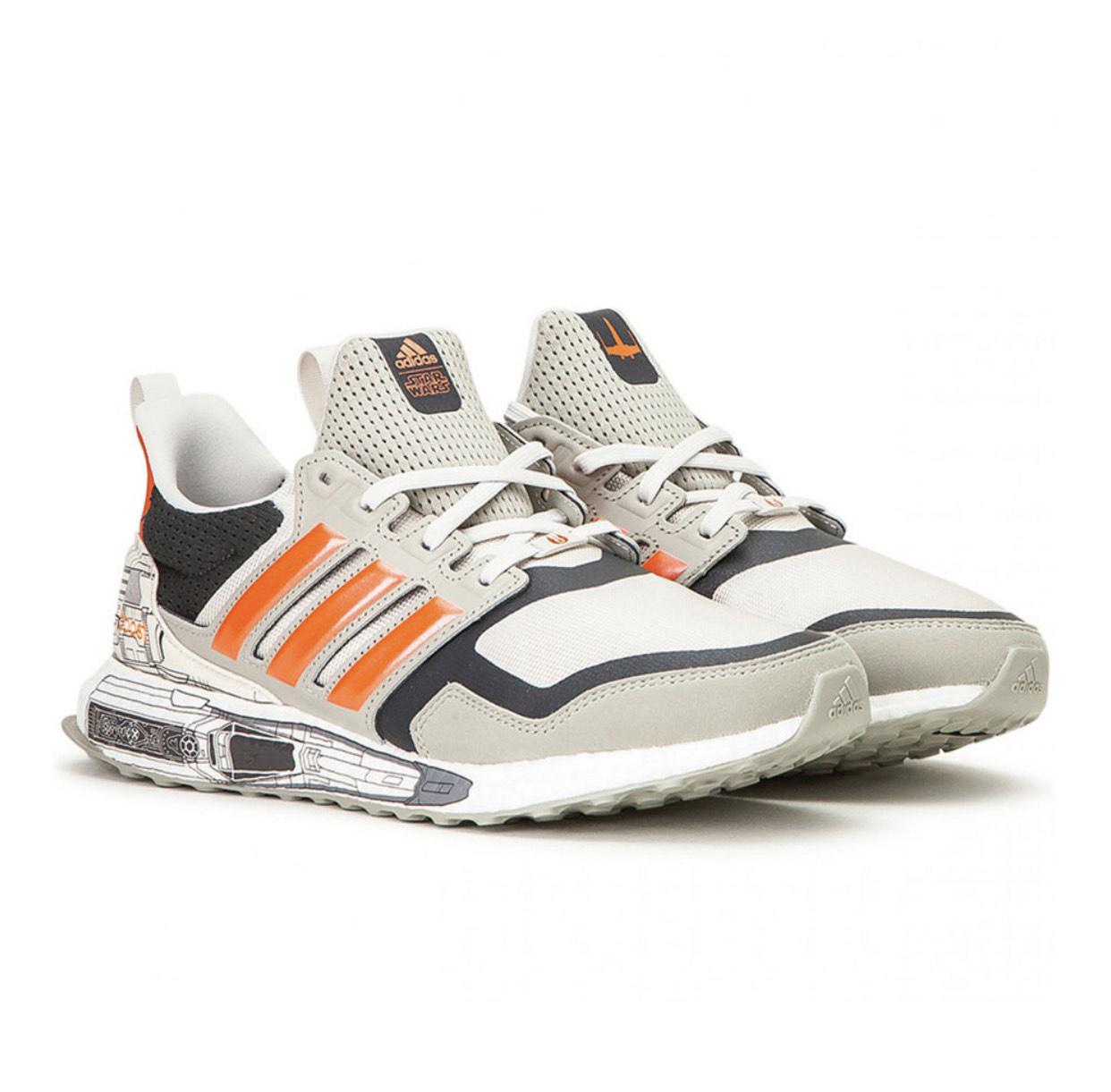 Chaussures de running Adidas UltraBoost Star Wars (du 40 au 46)