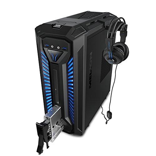 PC Bureau gaming Medion X30 RGB - i5-9400, 8 Go de RAM, 1 To HDD + 256 Go SSD, GTX 1050Ti 4 Go, Windows 10