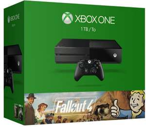 Console Xbox One 1To + Fallout 4 + Fallout 3