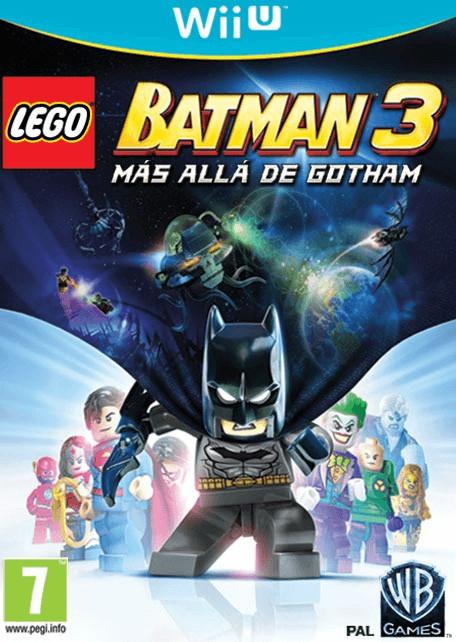 Lego Batman 3 : Au-delà de Gotham sur Wii U - boîtier ES (+ 0.35€ en Rakuten Points)