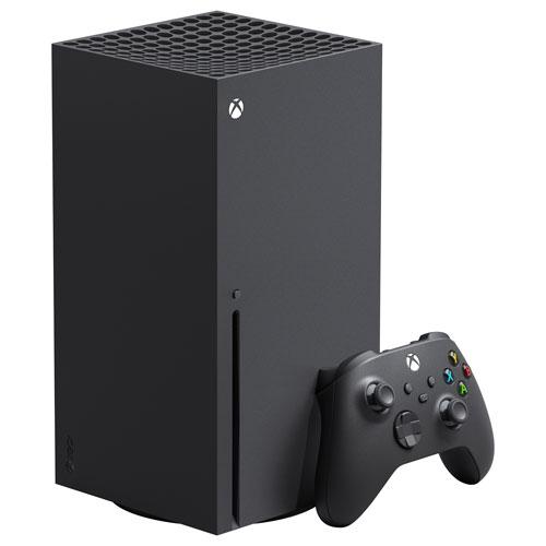 [Précommande] Console Microsoft Xbox Series X Noir + Carte Fnac+ offerte