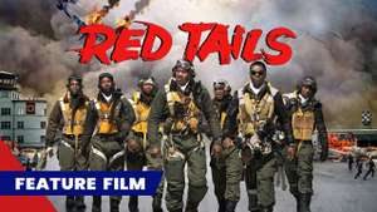 Film Red Tails visionnable gratuitement sur YouTube