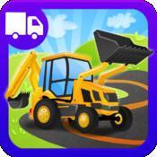 Jeu pour enfants Trucks and Shadows sur iOS Gratuit (au lieu de 1,99€)