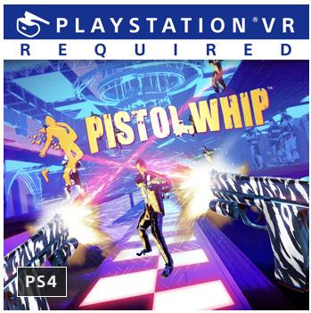 Pistol Whip sur PS4 PSVR (Dématérialisé)