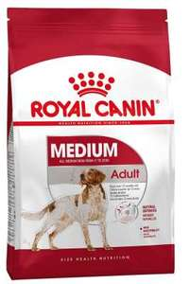 Sachet de croquettes pour chien Royal Canin Medium Adult Volaille (15 kg) - PetsExpert.fr