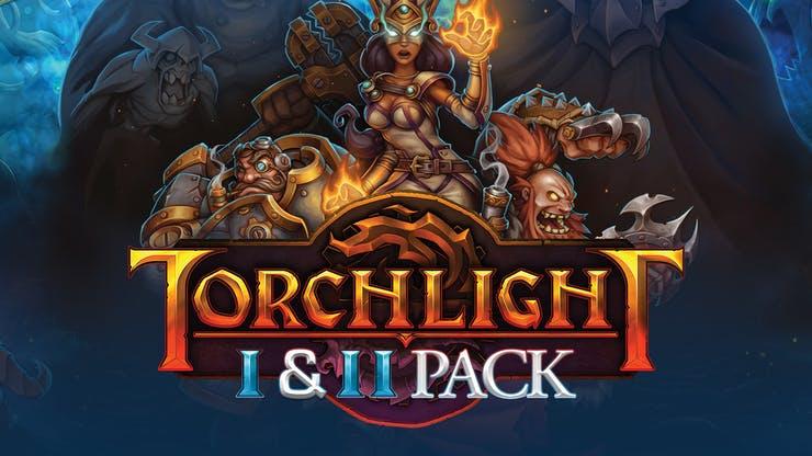 Sélection de jeux en promotion sur PC - Ex: Torchlight 1 & 2: (3.89€ au lieu de 33.98€)