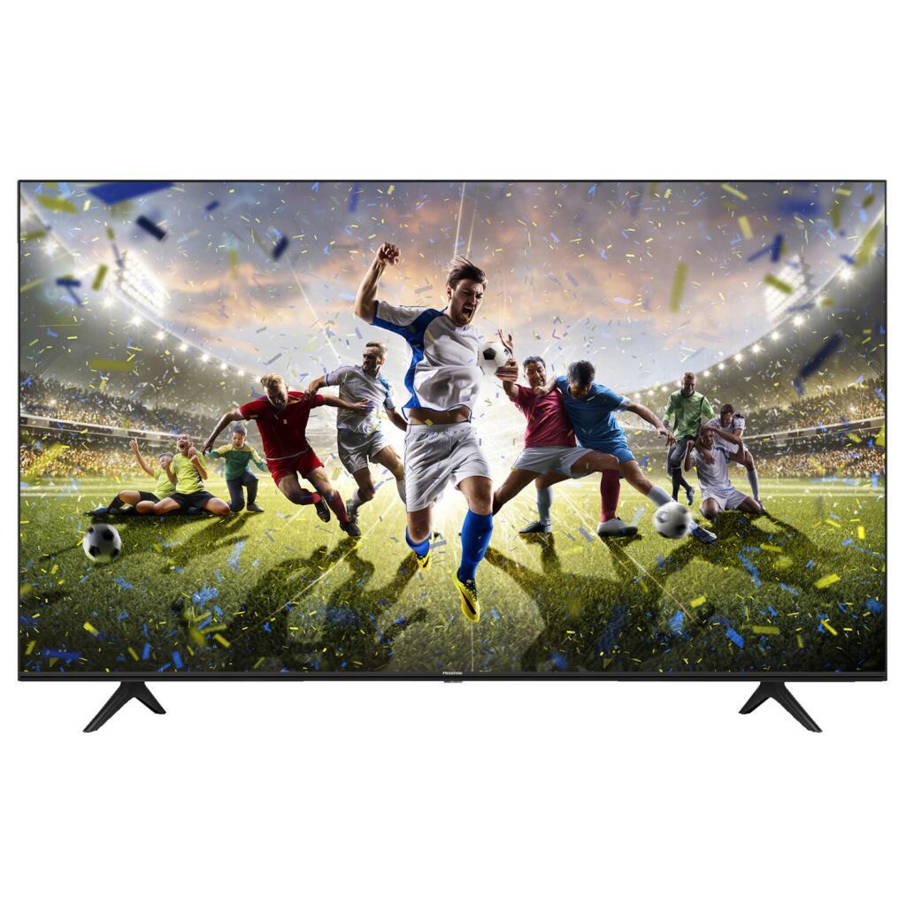 """TV 58"""" Hisense 58A7100F - LED, 4K UHD, HDR 10+, Smart TV (+ Jusqu'à 99.75€ en Rakuten Points) - Boulanger"""