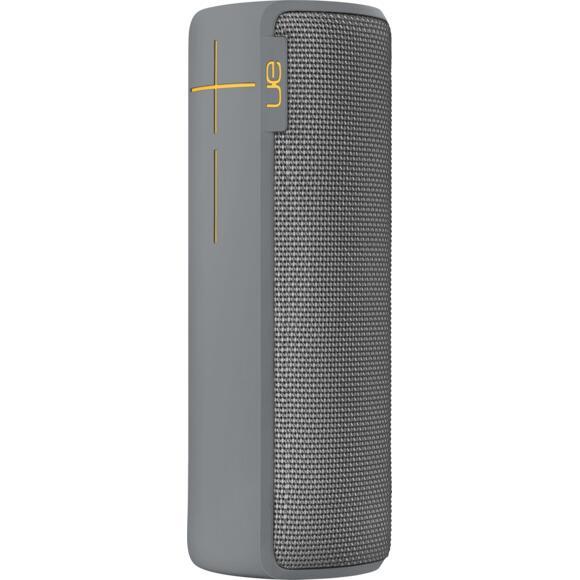 Enceinte Bluetooth Ultimate Ears UE Boom 2 avec Chargeur inclus - Son 360°, IPX7 (Stone/Gris)