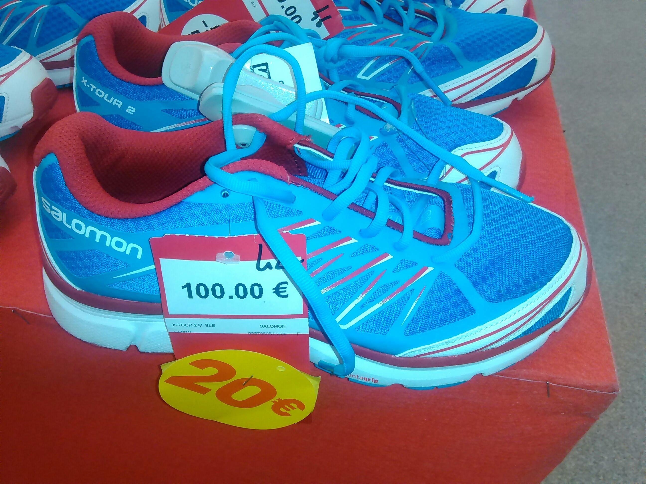 Chaussures de running Salomon (Taille 42 à 46)