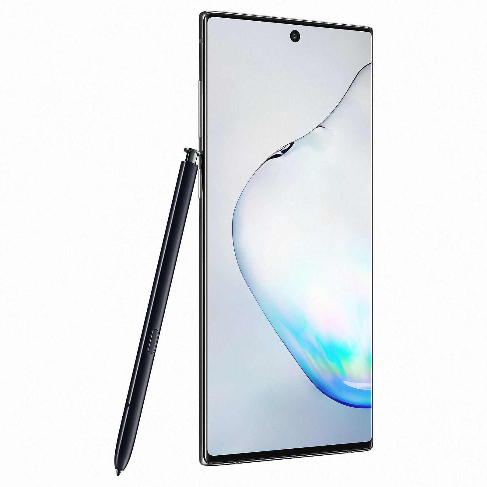 """Smartphone 6.3"""" Samsung Galaxy Note 10 Noir - Full HD+, Exynos 9825, 8 Go RAM, 256 Go"""
