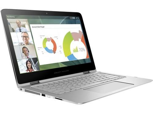 "Pc portable 13.3"" convertible HP Spectre Pro x360 G2 (i7-6600U, 8 Go Ram, 512 Go SSD)"