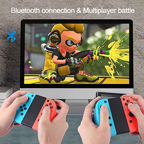Manette Tutuo Switch Pro sans Fil Compatible avec Nintendo Switch (Vendeur Tiers)