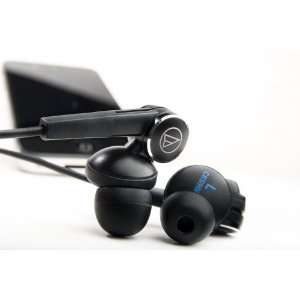 Écouteurs intra-auriculaires Audio Technica Série Solid Bass ATH-CKS90IBK