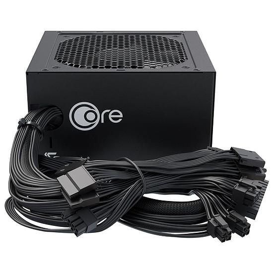 Alimentation PC non-modulaire Seasonic Core GC-500 - 500W, 80 PLUS Or
