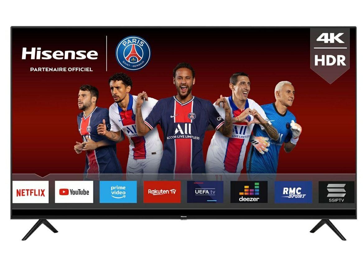 "TV 70"" Hisense70A7100F - 4K UHD, HDR10+, LED, Smart TV, Alexa (+ 64.90€ en Rakuten Points) - Boulanger"