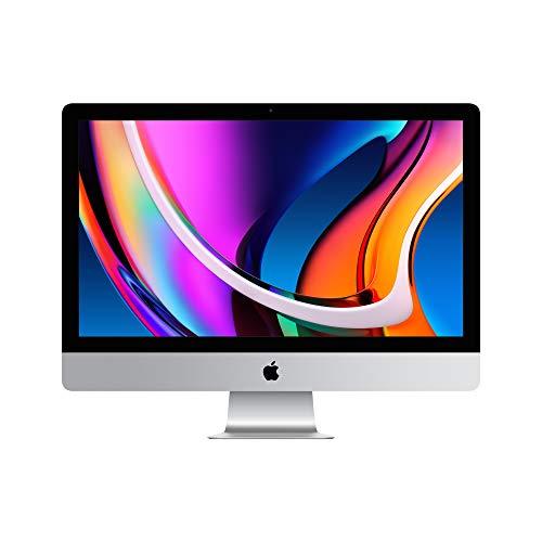 "PC AIO 27"" Apple iMac 2020 - Retina 5K, i5 10e Gen., 8 Go RAM, 512 Go SSD, Radeon Pro 5300XT"