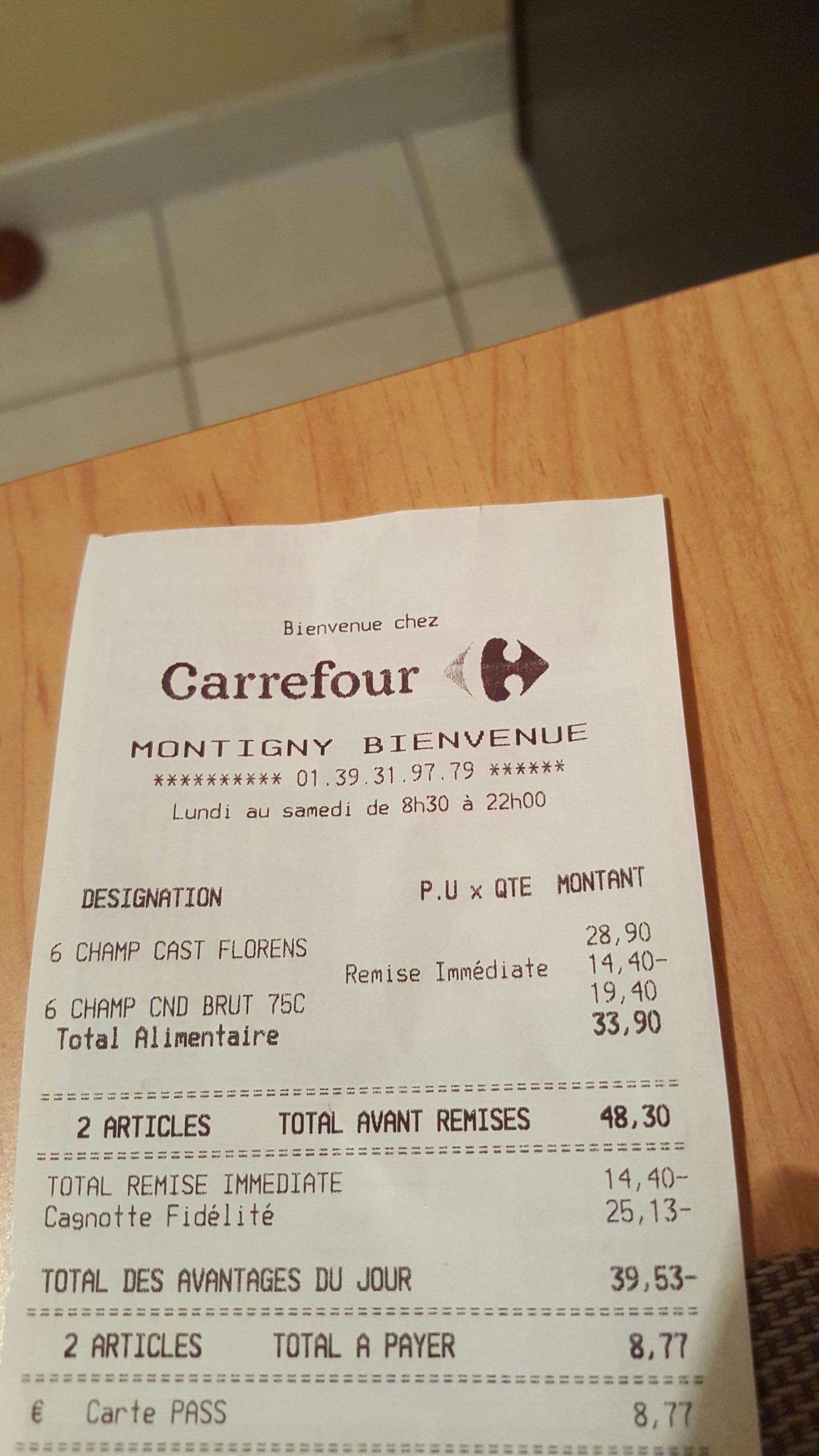 Champagne de Castellane - Cuvée Florens Brut