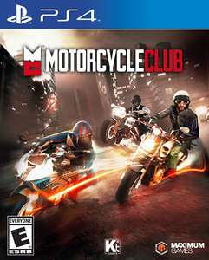 Jeu Motorcycle Club sur PS4 (Dématérialisé)