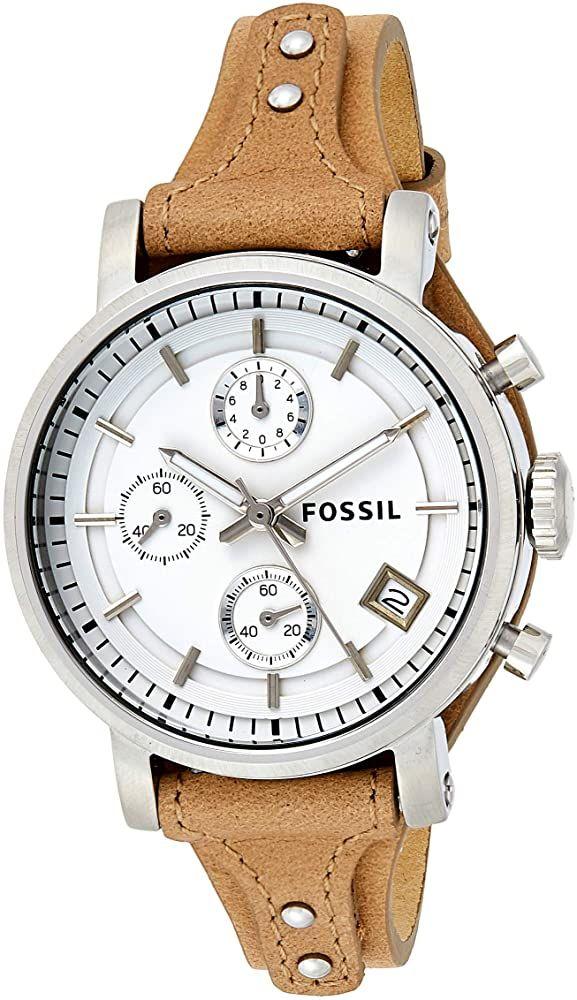 Sélection de montres en promotion - Ex: Montre quartz Fossil FS3625 Chronographe