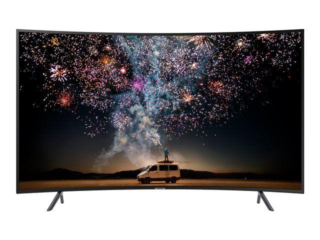 "TV incurvée 65"" Samsung UE65RU7305K - 4K UHD, Smart TV (+39.63€ en Rakuten Points)"