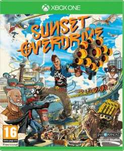 Sunset Overdrive sur Xbox One